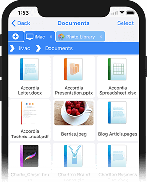 FileBrowser for all your file needs on iOS